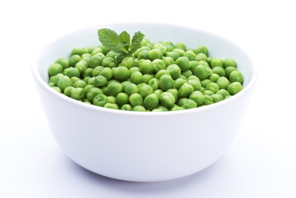 Choice Peas Frozen 1kg