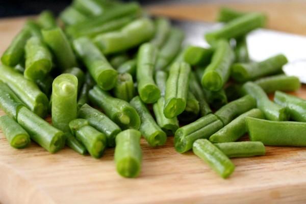 Sliced Green Beans Frozen 1kg