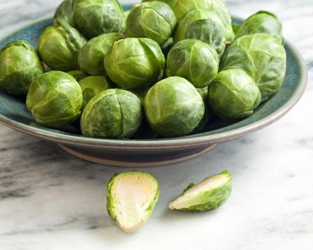 Button Sprouts Frozen 1kg