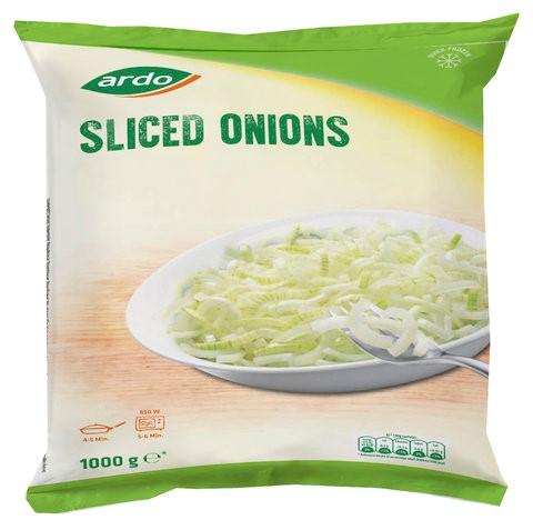 Sliced Onions Frozen 1kg