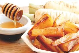 Honey Glazed Parsnips Frozen 1kg