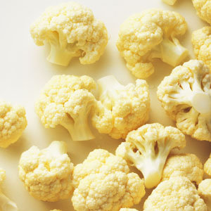 Cauliflower Florets Frozen 2.5kg