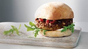 Linda McCartney Vegetable Burger 24 x 113g
