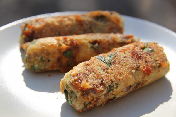 Vegetable Sausages 30 x 56g
