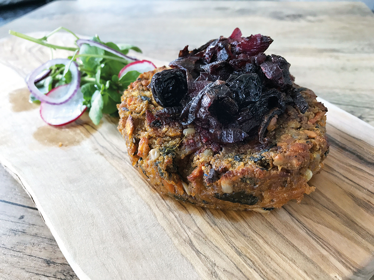 Nut Roast with Red Onion & Cherry Relish 12 x 200g