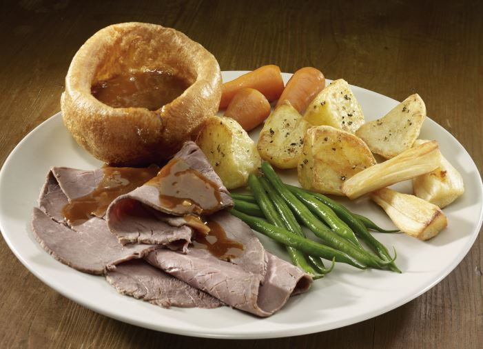 Gluten Free Yorkshire Puddings 3 x60
